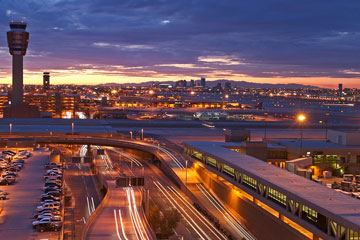 phoenix sky harbor airport arizona